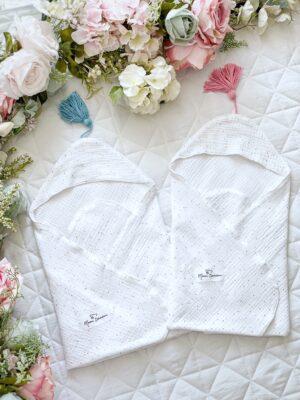 Muślinowe Ręczniki Kąpielowe